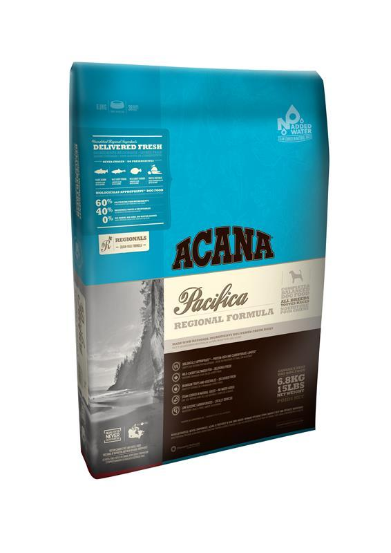 Acana Regionals - Pacifica Dog 11,4KG