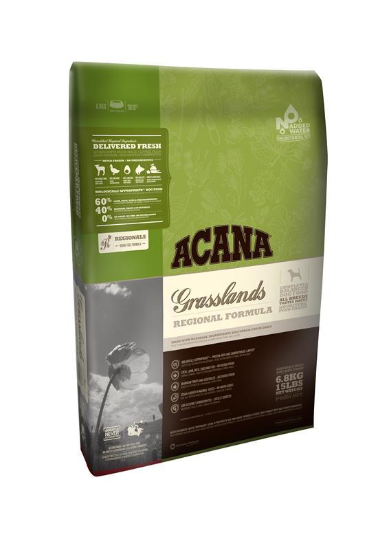 Acana Regionals - Grasslands Dog11,4KG