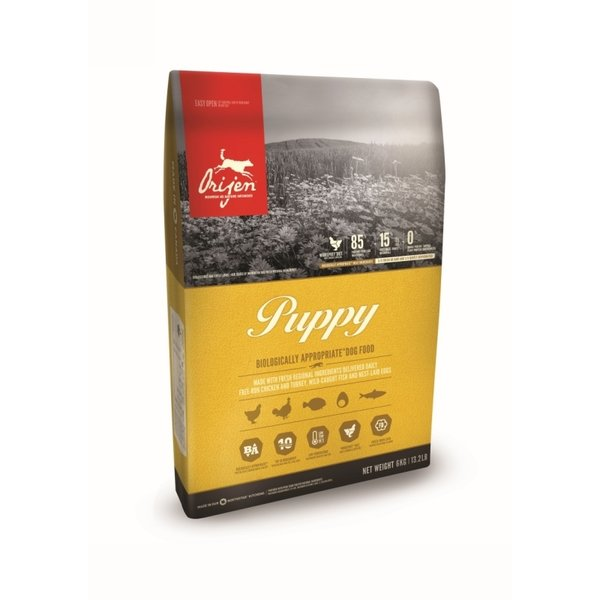 Orijen Whole Prey Puppy 11,4KG