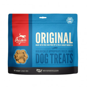 Orijen Freeze-Dried Treats Dog Original 92 gr.