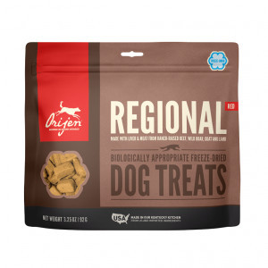 Orijen Freeze-Dried Treats Dog Regional Red 42.5 gr.