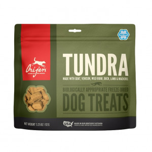 Orijen Freeze-Dried Treats Dog Tundra 42.5 gr.