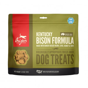 Orijen Freeze-Dried Treats Dog Plain Bison 92 gr.
