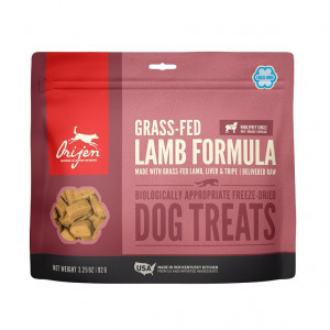 Orijen Freeze-Dried Treats Dog Grass-Fed Lamb 92 gr.